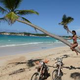 surf and moto tours in macao dominican republic, Playa del Macao