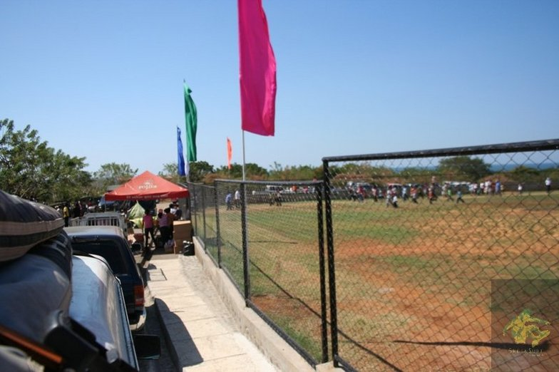 El Transito baseball field