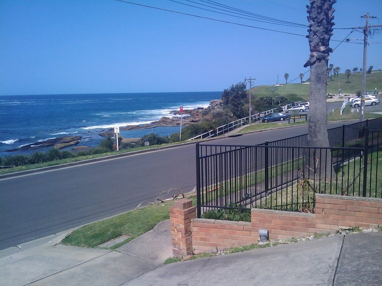 View from our home at 3 Bay Pde, Malabar
