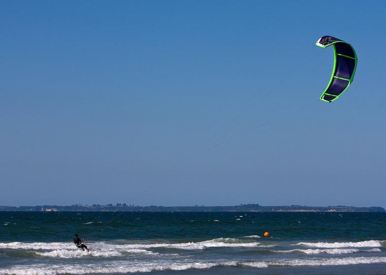 Kite Surfing - Papanoa