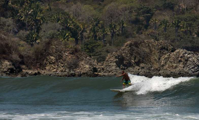 riding..., Punta Sayulita