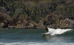 riding..., Punta Sayulita photo