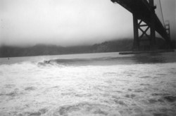 Under the Bridge, Fort Point photo