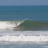 La bonfil , Acapulco, Playa Bonfil