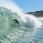 Soo pitted, Boodjidup Beach