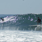 Surf pullman, El Pescadero