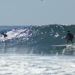 Surf pullman, El Pescadero