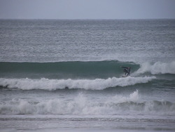 davids winning wave, Omaha Beach and Bar photo