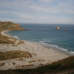 Sandfly Bay