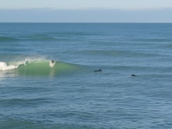 Patiti - Small Winter Swell, Patiti Point photo