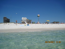 A Day For Chillin, Pensacola beach photo