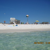 A Day For Chillin, Pensacola beach