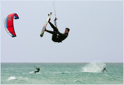 Haifa Kitesurfing, Stalbeach (Haifa) photo