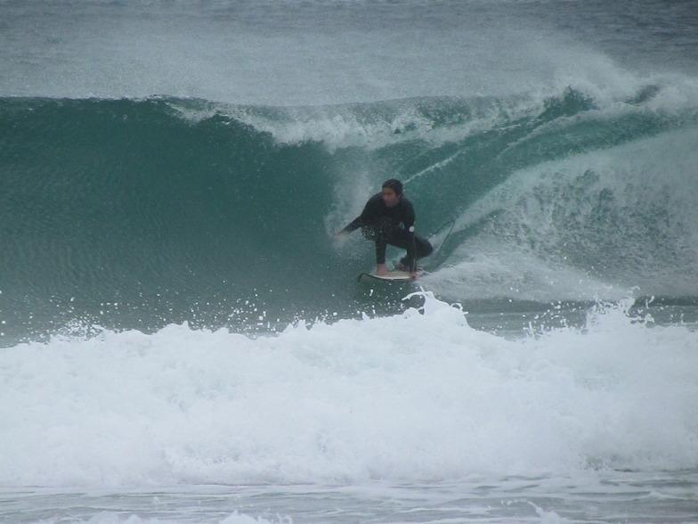 Micko at Fingal, Fingal Bay