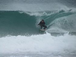 Micko at Fingal, Fingal Bay photo