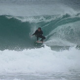 Micko at Fingal, Fingal Bay