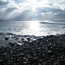 Glare at mase, Lauderdale Point