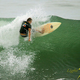 Punching the Lip, San Pancho (San Francisco)