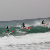 Floater in Patos, Los Patos