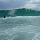 Portsea swells, Portsea Back Beach