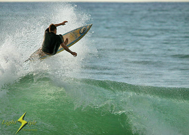 Launching Through the Lip, San Pancho (San Francisco)