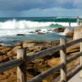 Winter In Bronte, Bronte Beach