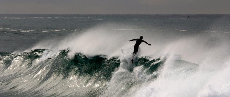Jesus Surfs, Bronte Beach