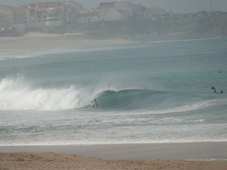 Surf Berbere Peniche Portugal, Supertubos