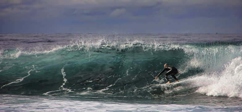 Aqua Sandon point