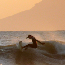 sunset fun, Strand (Pipe)