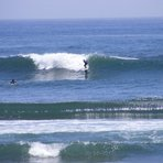 surfing in Ritoque!!!