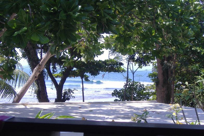 ocean wvie, Batu Karas