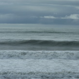 Good conditions for a great wave, Rabbit Island