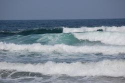 Harmanite wave photo