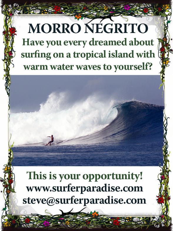 Morro Negrito Surf Camp