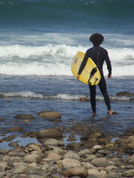 Surf`s Up, Punta Conejo photo