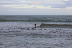 first maracaipe surf session / brazil 2011 photo