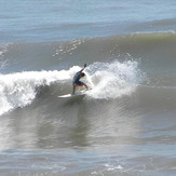 Marcos Vicioso Cutback, Parque Tayrona
