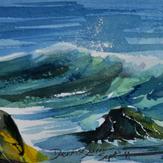 Turbulence, Broad Cove