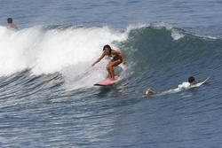 Kathy Tang / Surfgirl, The Core photo