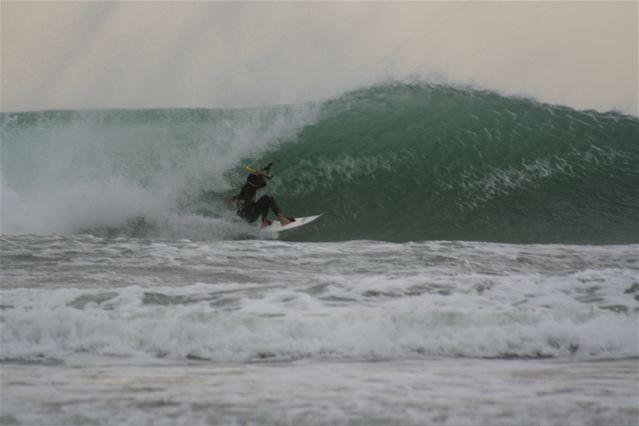 tubes, kitesurf en conil, Playa El Palmar