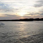 Sunset at Iztapa
