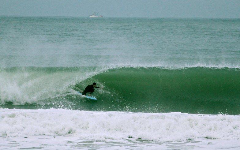 Guilherme ( Mineiro ), Praia Brava