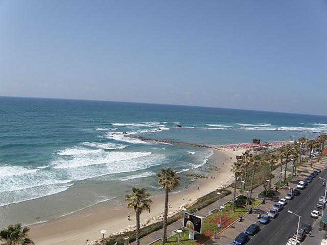 Bat Yam Israel-Tubego beach, Bat-yam (al gal) or Tubego Beach