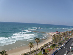 Bat Yam Israel-Tubego beach, Bat-yam (al gal) or Tubego Beach photo