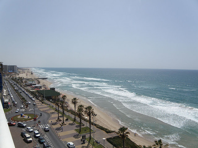 Bat Yam Israel-Tubego beach 5, Bat-yam (al gal) or Tubego Beach