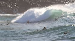 Brodie out wedge, Kiama Wedge photo