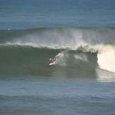 Santa Catalina - Big Swell, PlayaSanta Catalina