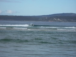 Merimbula Bar photo