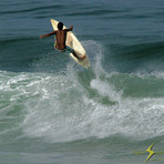 Launched Off a Lip, San Pancho (San Francisco)
